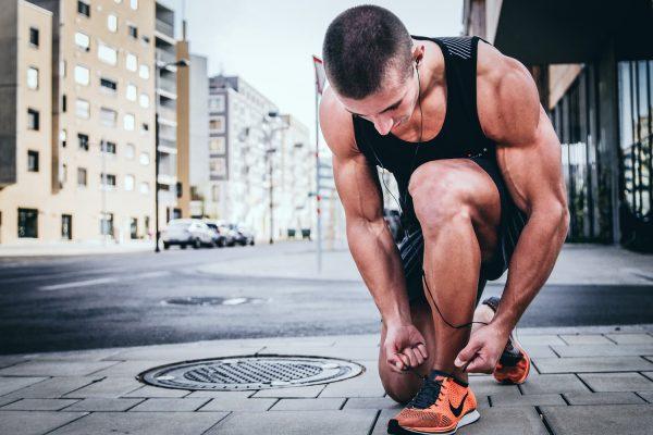 prepare for running